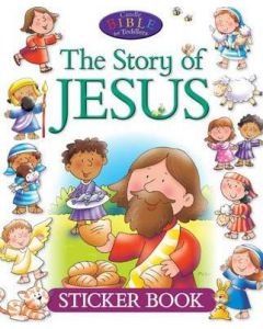 Story Of Jesus, The -  Sticker Book