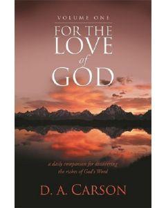 For the Love of God, Volume 1