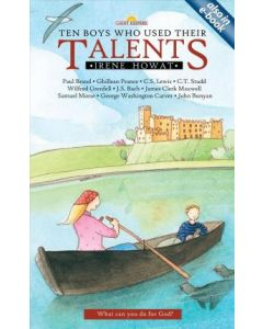 Light Keepers Series - Ten Boys Who Used Their Talents