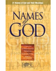 Names Of God-Pamphlet