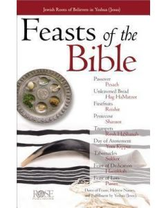 Feasts of the Bible-Pamphlet