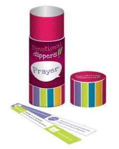 Devotional Dippers: Prayer
