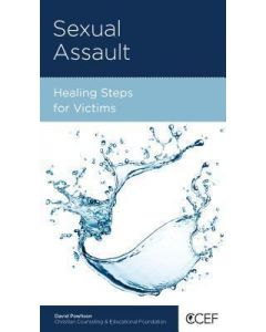 Sexual Assault: Healing Steps for Victims Booklet