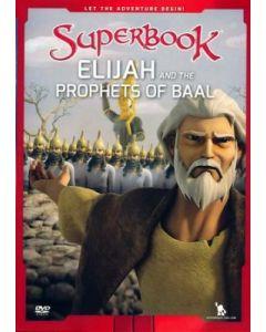 Superbook 2-Elijah & The Prophets of Baal (DVD)