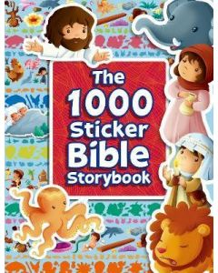 1000 Sticker Bible Storybook, The
