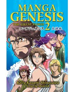 Manga Genesis 2
