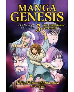 Manga Genesis 3