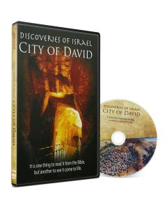 City Of David, Discoveries of Israel (DVD)