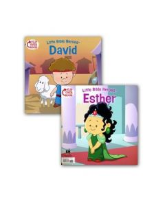 Flip Over Book-David & Esther