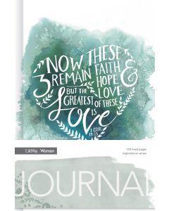 Journal-Faith, Hope, Love