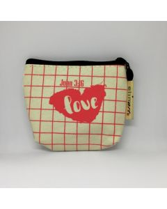 Coin Pouch - Love