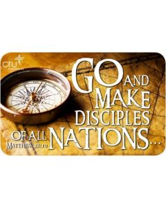Gift Card - Go Make Disciples