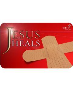 Gift Card - Jesus Heals