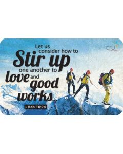 Gift Card - Stir Up Love & Good Works
