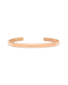 I AM-Classic 18K Rose Gold BLESSED