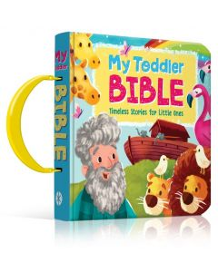 My Toddler Bible Board Book with Handle