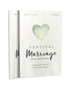Vertical Marriage Small Group Workbook (Set of 2)
