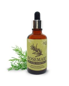 100% Pure Essential Oil - Rosemary 50ml