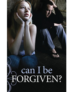 Tracts-Can I Be Forgiven? 25/Pack