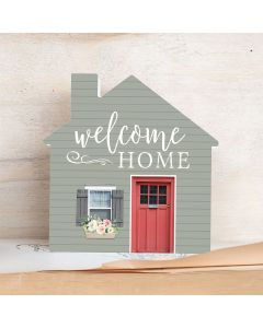 Small Shape: Welcome Home, SHP0010