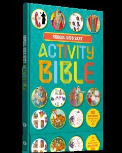 School Kids Best Activity Bible (Ages 7 - 11)