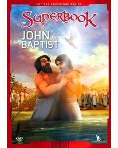 Superbook 2-John The Baptist (DVD)