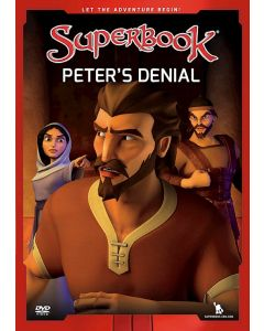 Superbook 2-Peter's Denial (DVD)