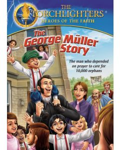 Torchlighters: The George Muller Story (DVD)